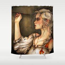 Artiste Shower Curtain