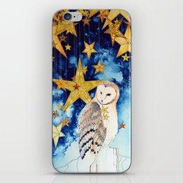 Star keeper iPhone Skin