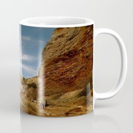 Backpacking in Utah Coffee Mug