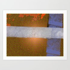 Hexal Tapetacular Art Print