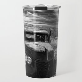 Truck, Bodie California Travel Mug