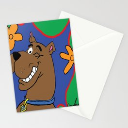 Scooby Stationery Cards