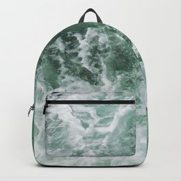 Turbulent Waters Backpack