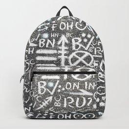 Chalk Talk Backpack
