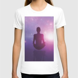 Deep Meditation Feeling T-shirt