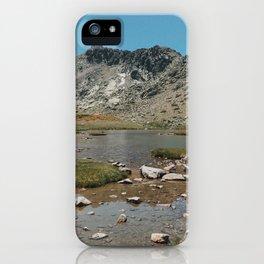 Spanish Sierra iPhone Case