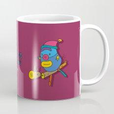 piggy santa Mug