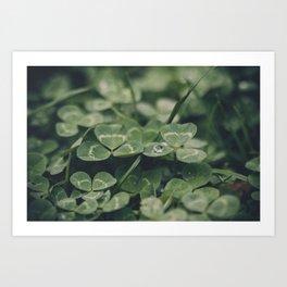 Happy St. Patrick Art Print