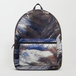 Flightseeing Alaska Backpack