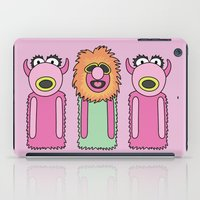 muppets iPad Cases featuring Mahna Manha – The Muppets by Big Purple Glasses