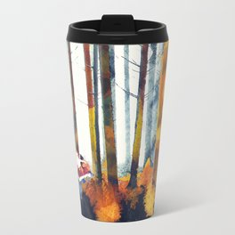 Autumn Hunt Travel Mug
