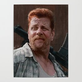 Sergeant Abraham Ford - The Walking Dead Poster