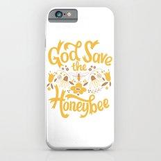 God Save the Honeybee Slim Case iPhone 6s