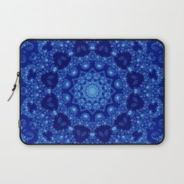 Ocean of Light Mandala Laptop Sleeve