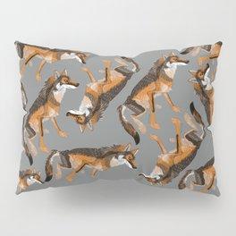 Wolves of the World: Iberian wolf (GREFA) Pillow Sham