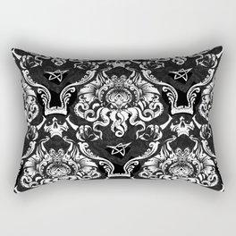 Cthulhu Damask Rectangular Pillow