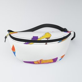 I adore shoes! Fanny Pack