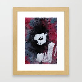 Eyes Of a Failure Framed Art Print