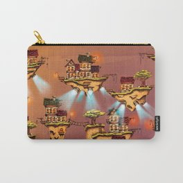 The floating islands Carry-All Pouch