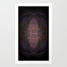 Ur∂'s Eye Art Print