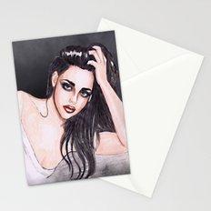 Kristen Stewart Stationery Cards