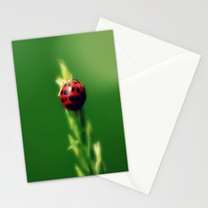 Ladybug Hugs Stationery Cards