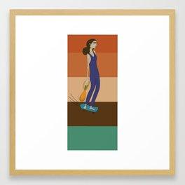 Noe-Lani Framed Art Print