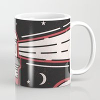 lighthouse Mugs featuring Lighthouse by Andy Rogerson