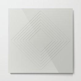 Celeste Diamonds Metal Print