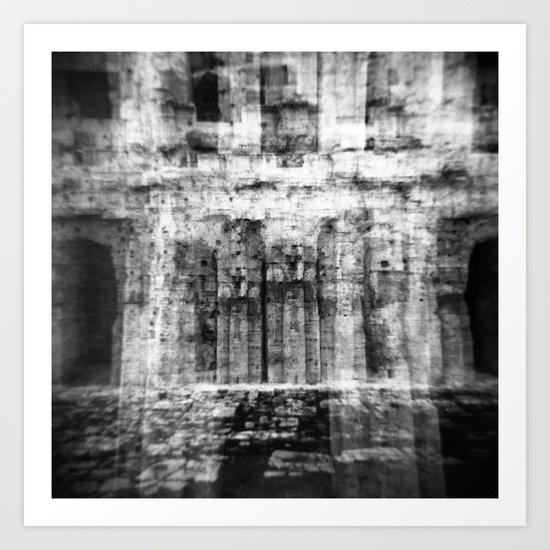 ROME006 Art Print