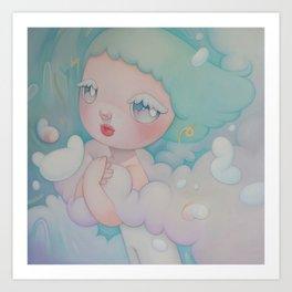 little twinkle Art Print