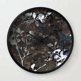 Cement Jungle Wall Clock
