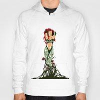 poison ivy Hoodies featuring Poison Ivy by Ayse Deniz