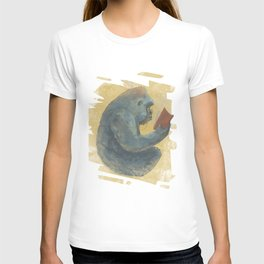 The Scholarly Ape T-shirt