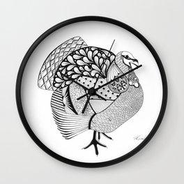An Ode to Turkey Wall Clock