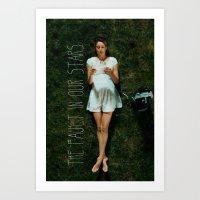 tfios Art Prints featuring TFIOS by Asia Jones