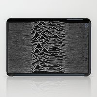 joy division iPad Cases featuring Joy Division by Abrian Sabo