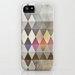 Grunge K7 iPhone Case