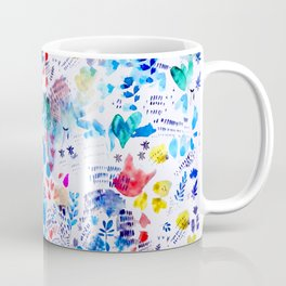 Summer Flowers Coffee Mug