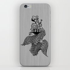 You And I Were Meant To Soar iPhone Skin