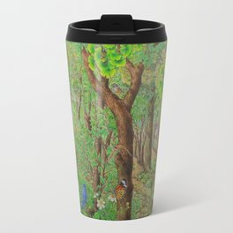A Day of Forest (2). (sunshine forest) Travel Mug