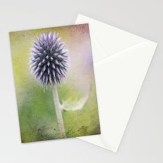Lone Thistle  Stationery Cards