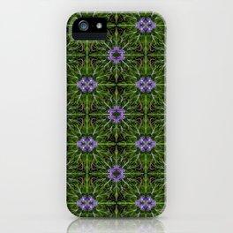 Mandrake Garden Design iPhone Case