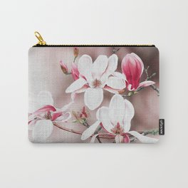 Magnolia soulangeana Carry-All Pouch