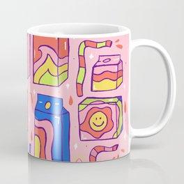 Juice Box Print Coffee Mug