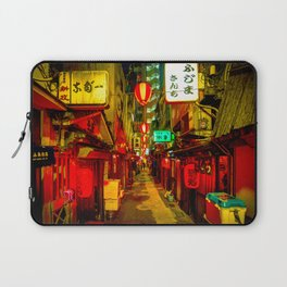Japan - 'Back Alley' Laptop Sleeve