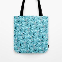 Vintage Cassia birds Tote Bag