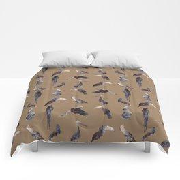 Tropical Birds 5 Comforters