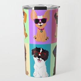 Breeds by NilseMariely, Diseños queLadran Travel Mug
