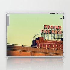 montreal five rose  Laptop & iPad Skin
